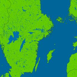 Satellite and rainradar , realtime satellite radar