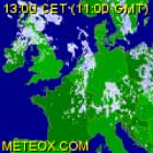 realtime rainradar